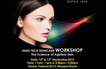 StriVectin & Talika High Tech Skincare Workshop