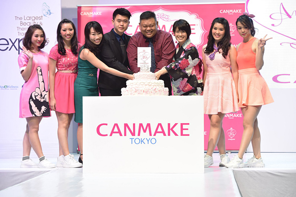Canmake 30th Anniversary