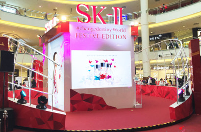 SK-II #ChangeDestiny World Festive Edition