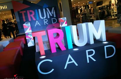 TRIUM CARD 1st Anniversary Fashion Showcase