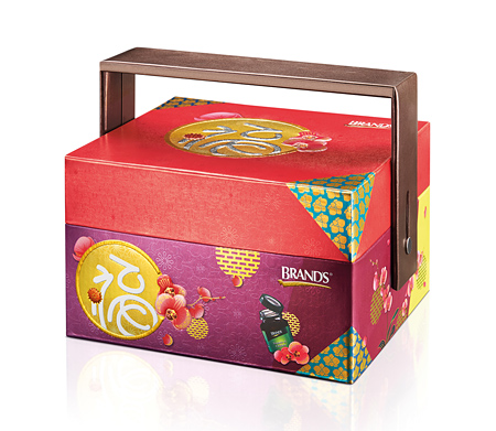 BRAND'S Joyous Greeting Gift Pack