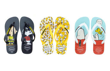 Havaianas Peanuts Collection