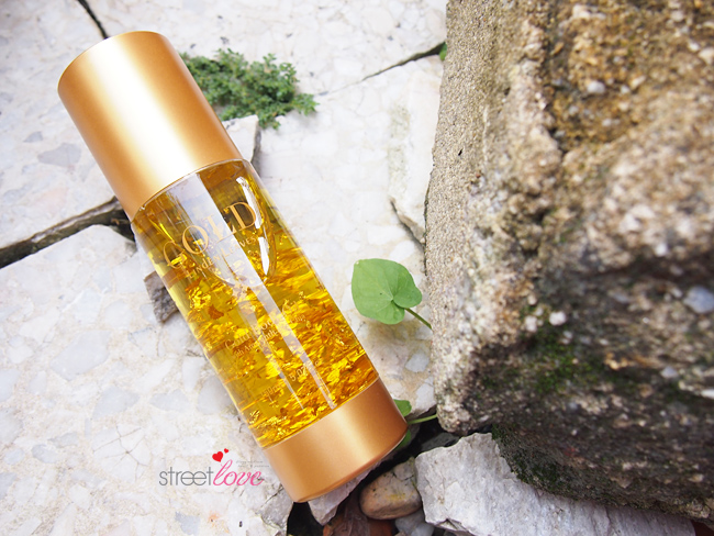 Linden Leaves Gold Body Oil 1
