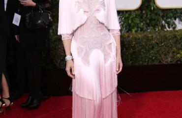 Cate Blanchett 2016 Golden Globe Awards Glow