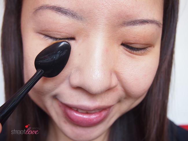 Missha Professional Oval Make Up-Brush 5