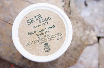 Skin Food Black Sugar Mask