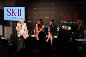 SK-II Cate Blanchett Google Hangout
