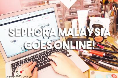 Sephora Malaysia Goes Online 1