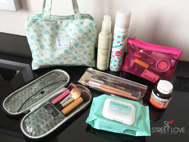 Beauty Products I Bring When I Travel 1