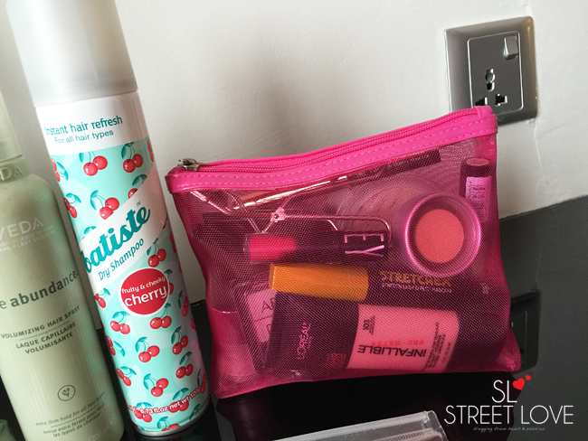 Beauty Products I Bring When I Travel 2
