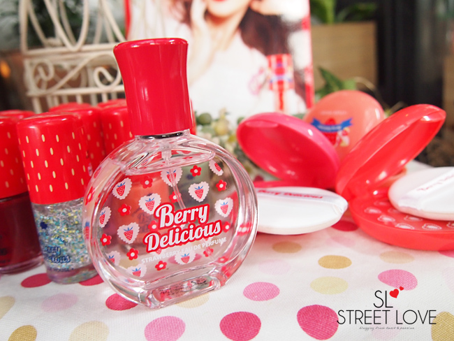 Etude House Berry Delicious 10