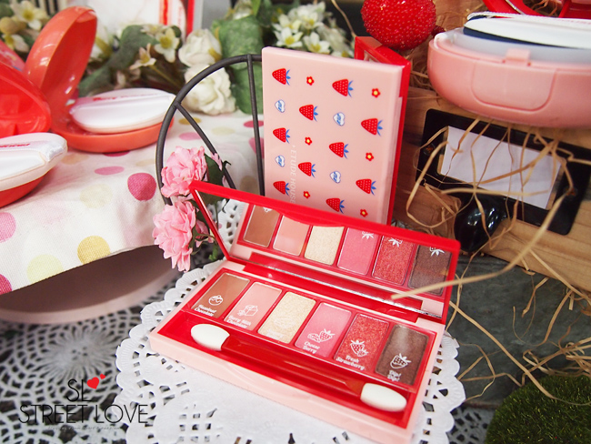 Etude House Berry Delicious 5