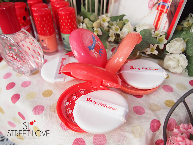 Etude House Berry Delicious 6