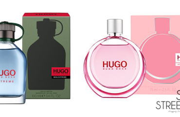 HUGO MAN Extreme and HUGO WOMAN Extreme
