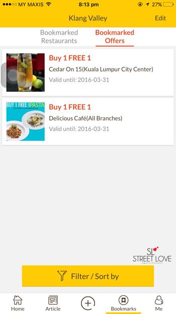OpenRice App 12