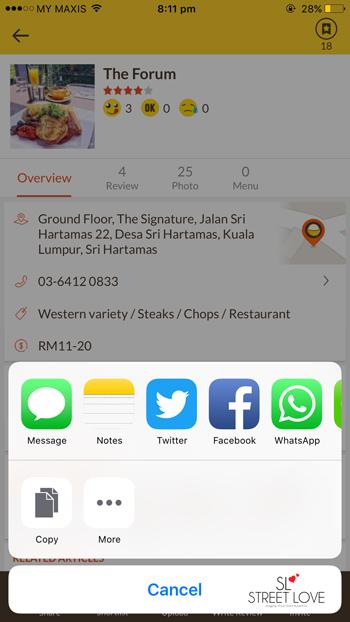 OpenRice App 13
