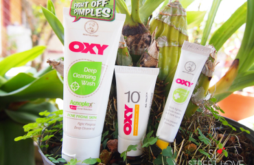 Oxy Deep Cleansing Wash, Oxy 10, Anti-Pimple Mark Gel