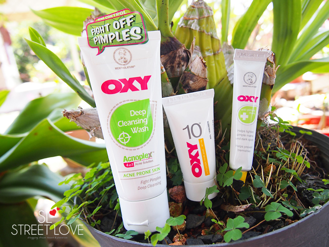Oxy Deep Cleansing Wash