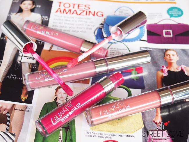 Colourpop Ultra Matte Lip and Ultra Satin Lip