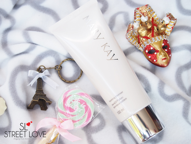Mary Kay MelaCEP Plus+ Luminous System Foaming Cleanser