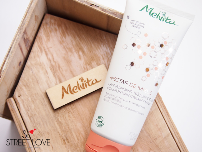Melvita Nectar De Miels Comforting Creamy Milk 1