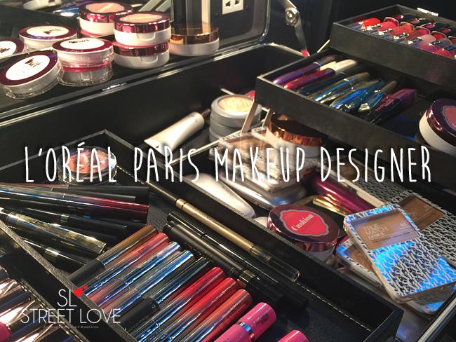 Loreal Paris Makeup Designer