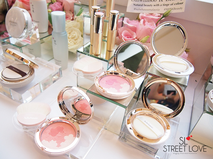 Sulwhasoo K-Beauty Makeup Collection