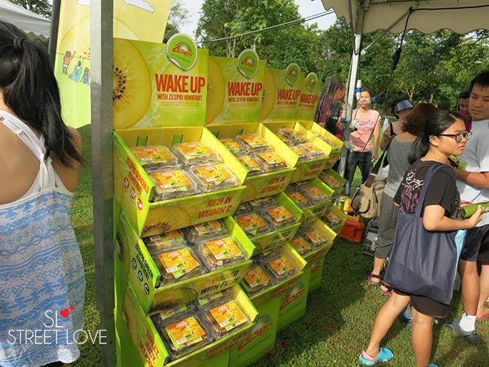 Zespri SunGold Kiwifest 10