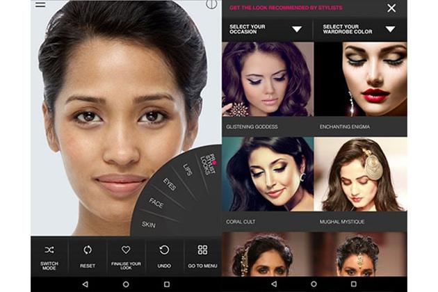 Lakme Makeup Pro App