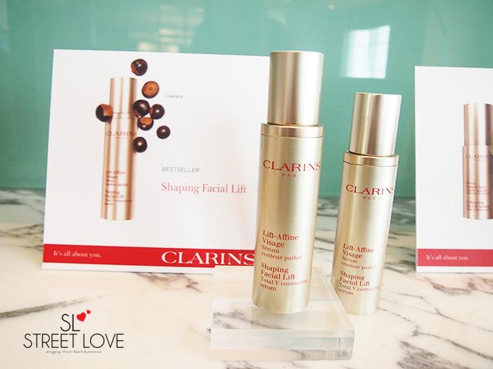 Clarins Shaping Facial Lift 2016