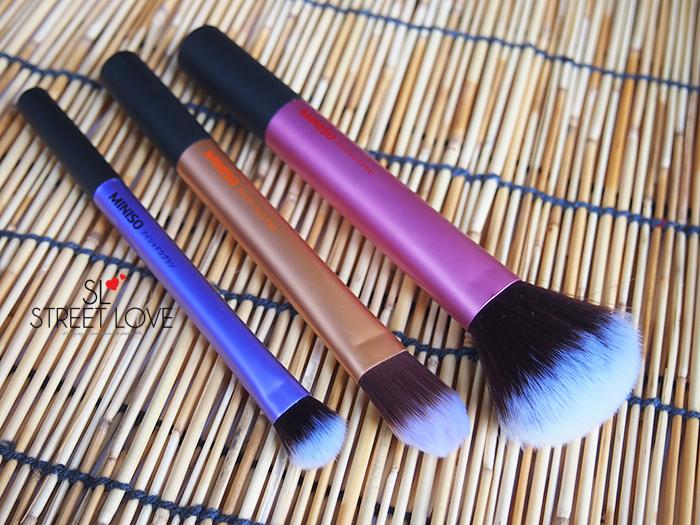 Miniso Brushes 2