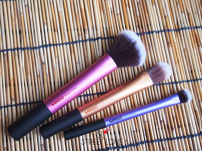 Miniso Brushes