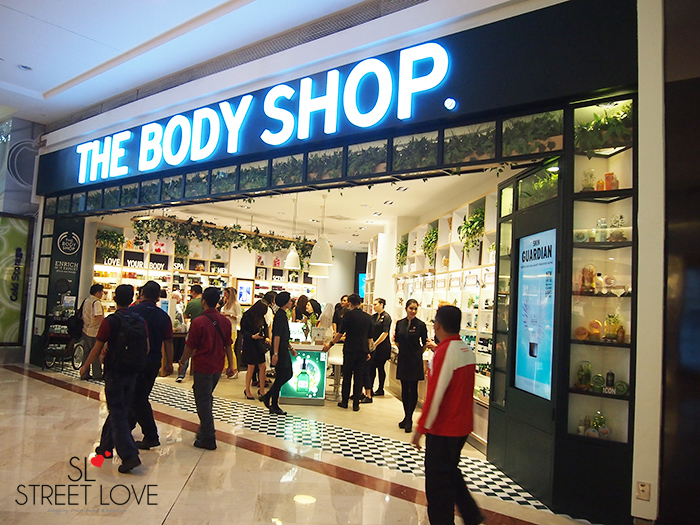 The Body Shop KLCC New Store 1