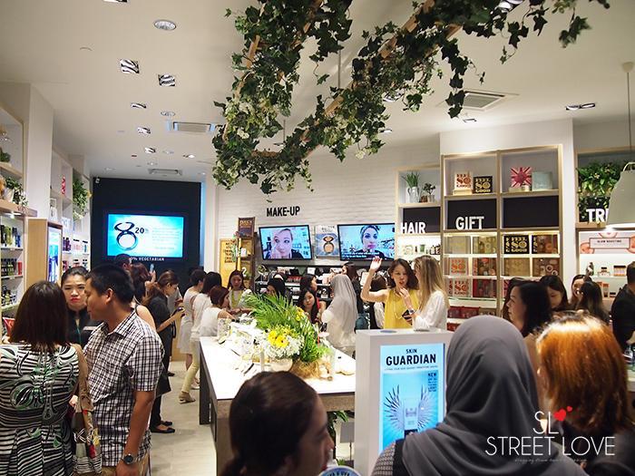 The Body Shop KLCC New Store 2