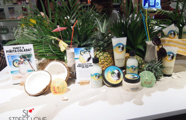 The Body Shop Pinita Colada 1