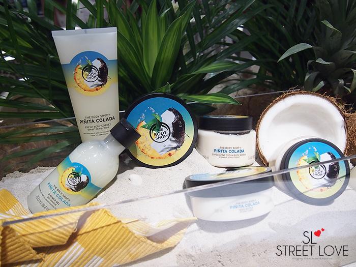 The Body Shop Pinita Colada 2