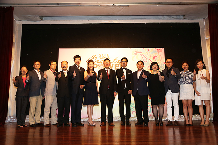 2016 Taiwan Beauty Power Networking Event in Malaysia Delegates