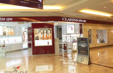 Clarins Skin Spa Suria KLCC 1
