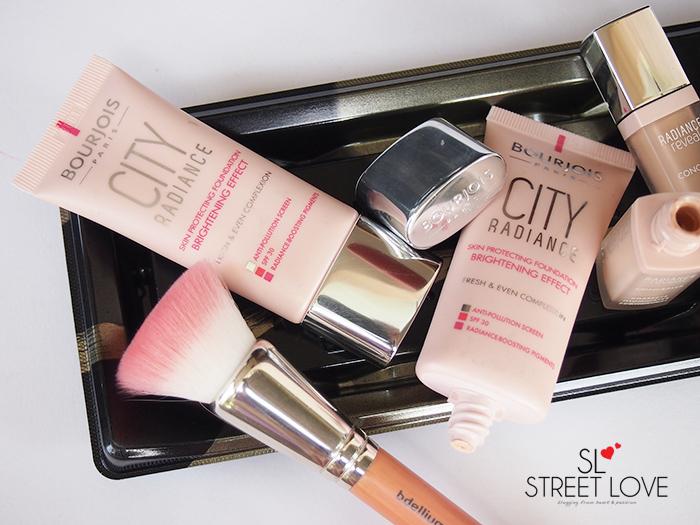 Bourjois City Radiance Skin Protecting Foundation 1