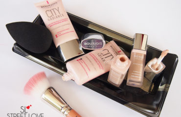 Bourjois City Radiance Skin Protecting Foundation and Radiance Reveal Concealer