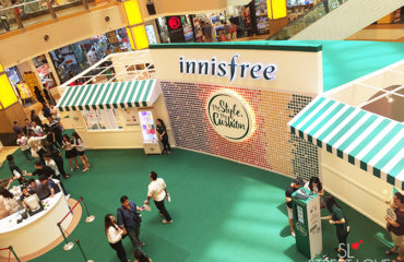 Innisfree My Cushion Pop-Up Store 1