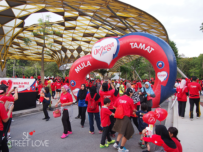Nestle Walk-A-Mile 2016 10