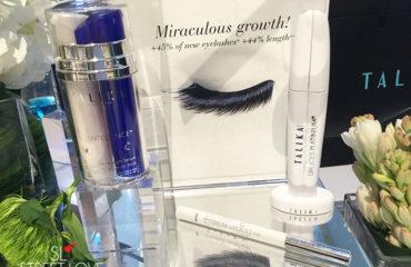 Talika Lipocils Platinum, Eyebrow Lipocils Ink, Eye Quintessence
