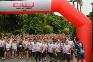 Spirit of WIPRO Run
