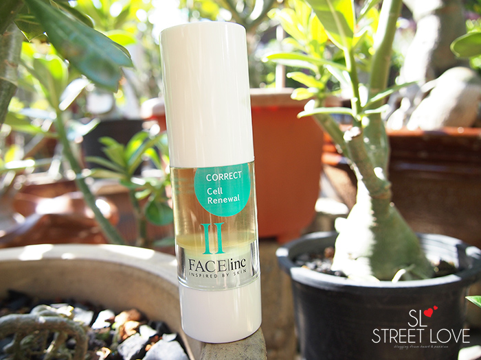 The Face Inc Cell Renewal 1