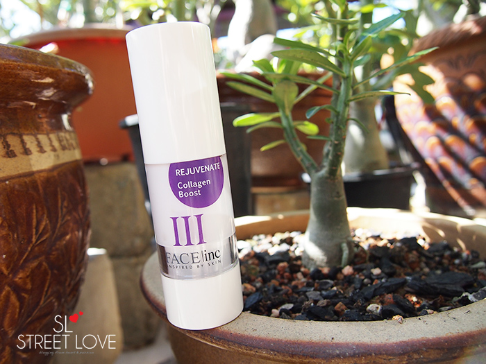 The Face Inc Collagen Boost 1