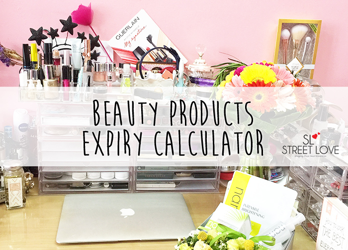 Beauty Products Expiry Calculator