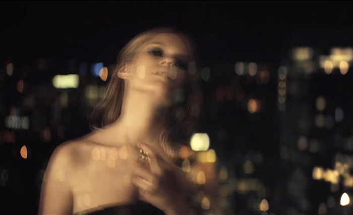 BOSS THE SCENT film with Anna Ewers & Theo James 2