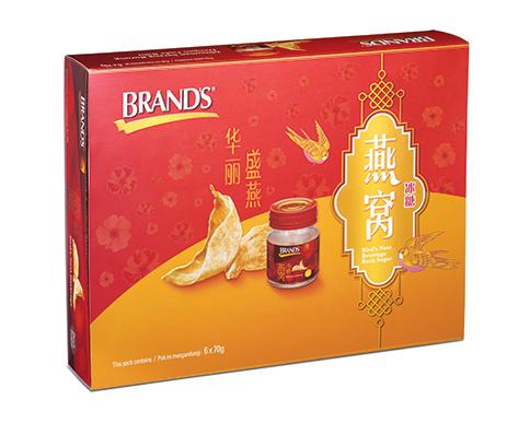 BRAND'S Bird's Nest Beverage Gift Pack
