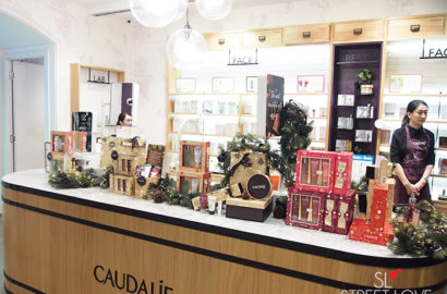 Caudalie 2016 Holiday Collection 1